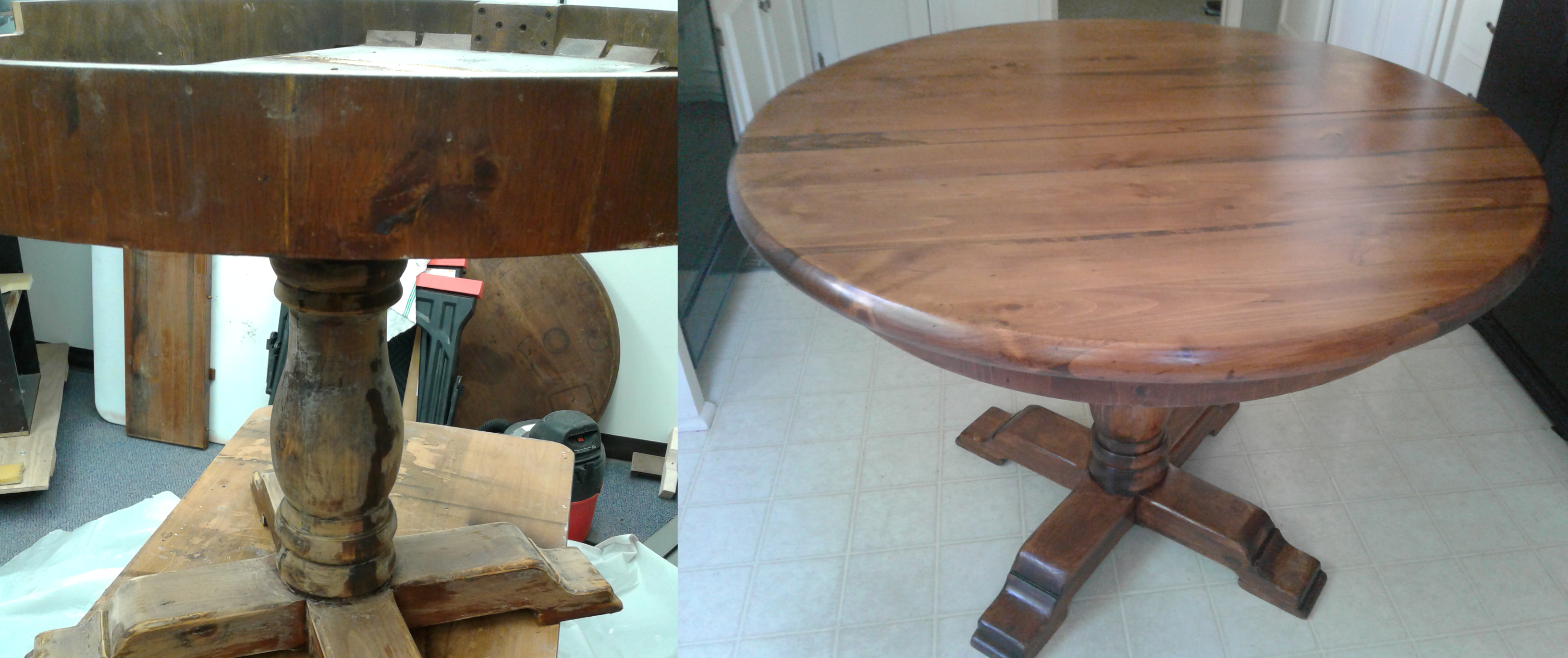 Furniture Repair Residential Refinishing Commercial Chair Leather